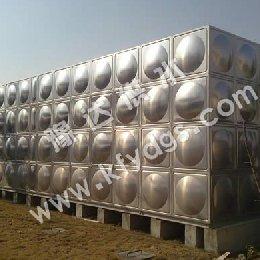 新疆300立方生活用水不锈钢水箱