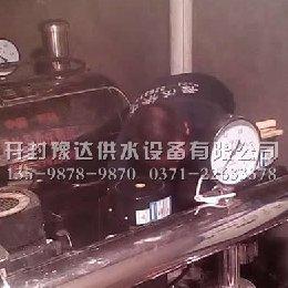 山西临汾嘉泰小区无负压供水设备