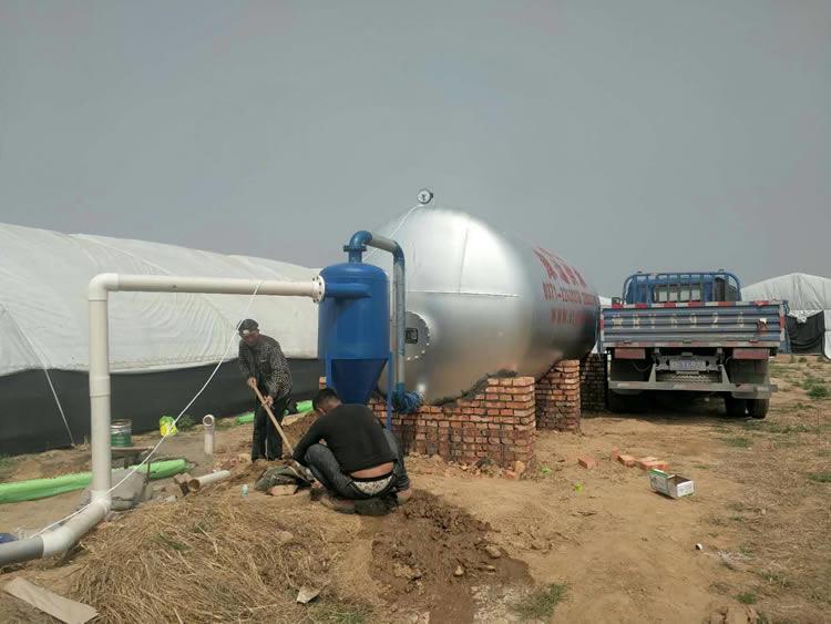 10吨无塔供水设备