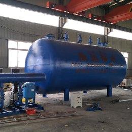 洛阳無塔供水設備定制配套净水处理技术