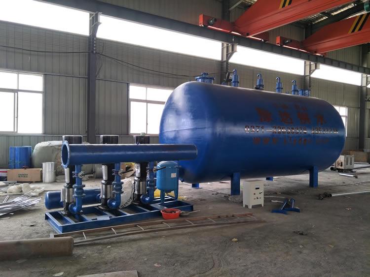 洛阳无塔供水设备定制配套净水处理技术参数
