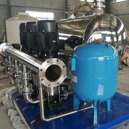 无负压供水设备解决夏季水压不足