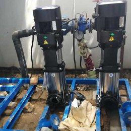 稳流罐在无负压供水设备的作用