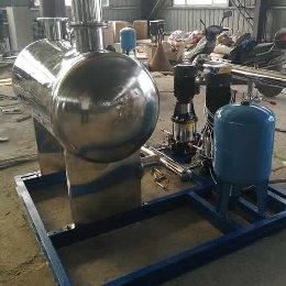 變頻恒壓供水系統和無負壓變頻供水系統