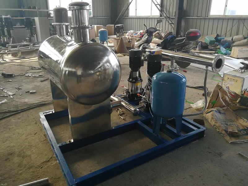 变频恒压供水系统和无负压变频供水系统的区别
