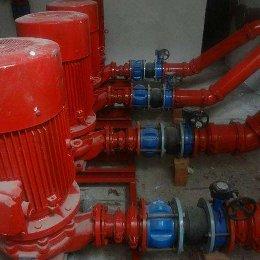 消防供水设备的八大优势