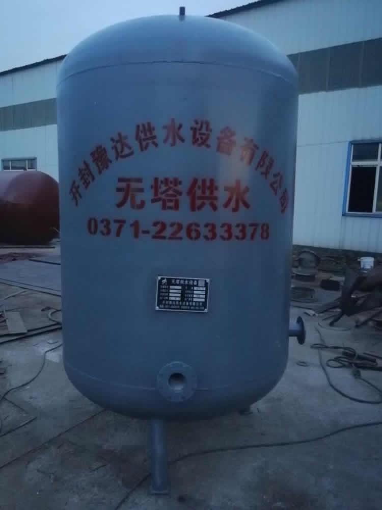 无塔供水器被普遍使用不足为怪