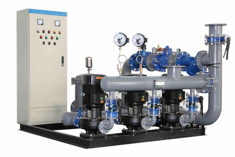 恒压无塔供水设备产品说明