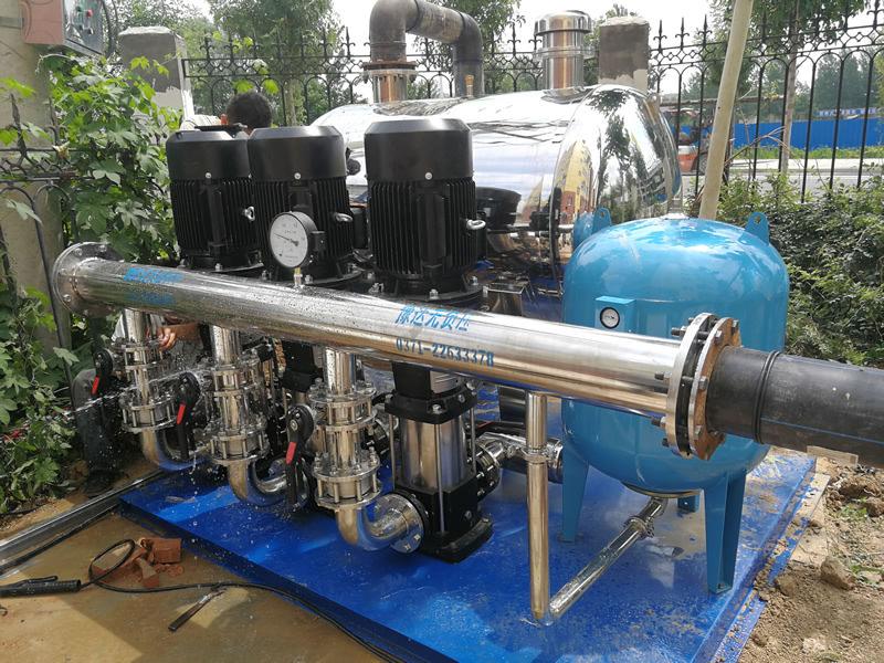 无负压给水设备